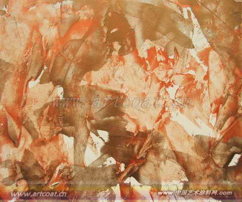 印花肌理漆ys_yh0005  印花纹理漆  平面艺术漆