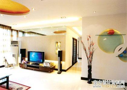 2007年客廳裝修最新流行亮點