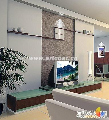 样板间 客厅装修效果图 影视墙 客厅装修设计 家装设计 中