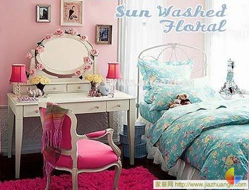 陽光兒童房 幸福的一代!  臥室裝修設計  家裝設計