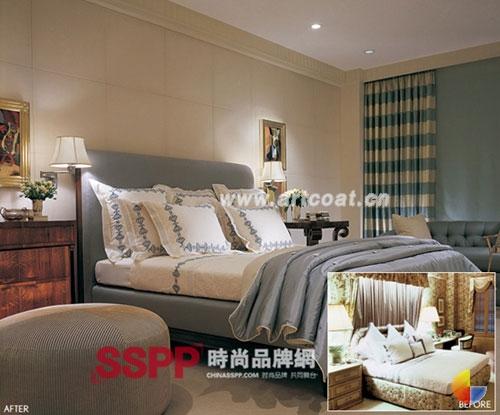 卧室装修设计前后对比图