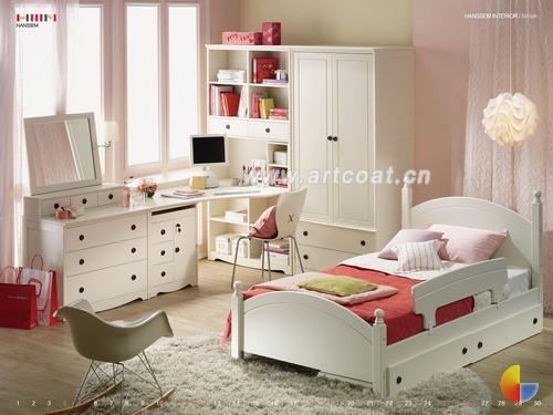 小孩房卧室装修效果图