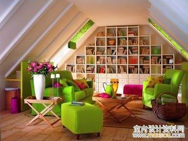 今春最in新概念书房  书房装修设计  家装设计  中国