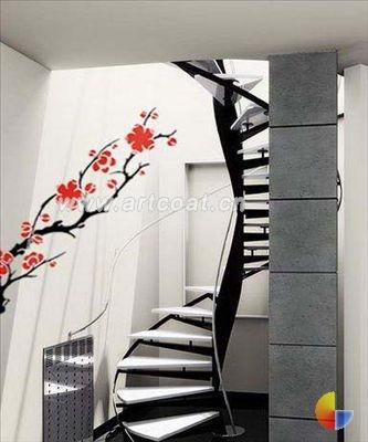 楼梯设计  别墅