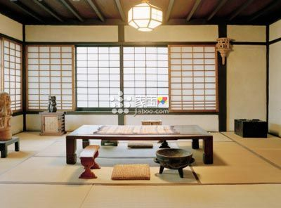 日式榻榻米客廳