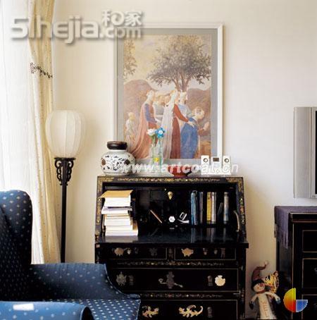 一个女设计师的单身公寓