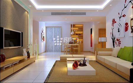 2009最时尚的大客厅装修效果图曝光  装饰设计  设计