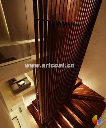 楼梯用木格栅