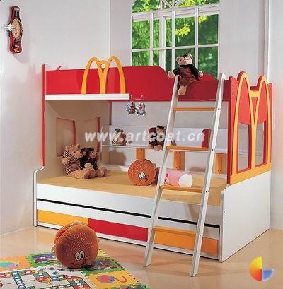 儿童卧室装修效果图  卧室装修设计  家装设计  中国
