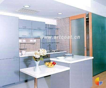 15款现代简约风格开放式厨房装修