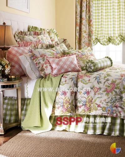 新古典浪漫主义奢华床品  古典风格  装饰