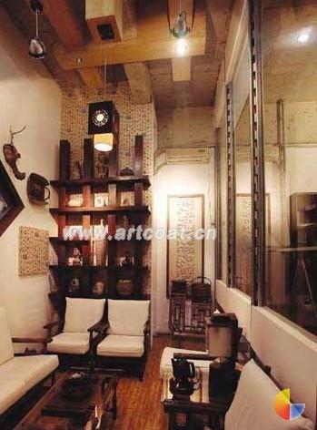 新艺术工作室 可借鉴的室内装修